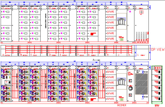 mcc electrical panel cad dwg - photo #18